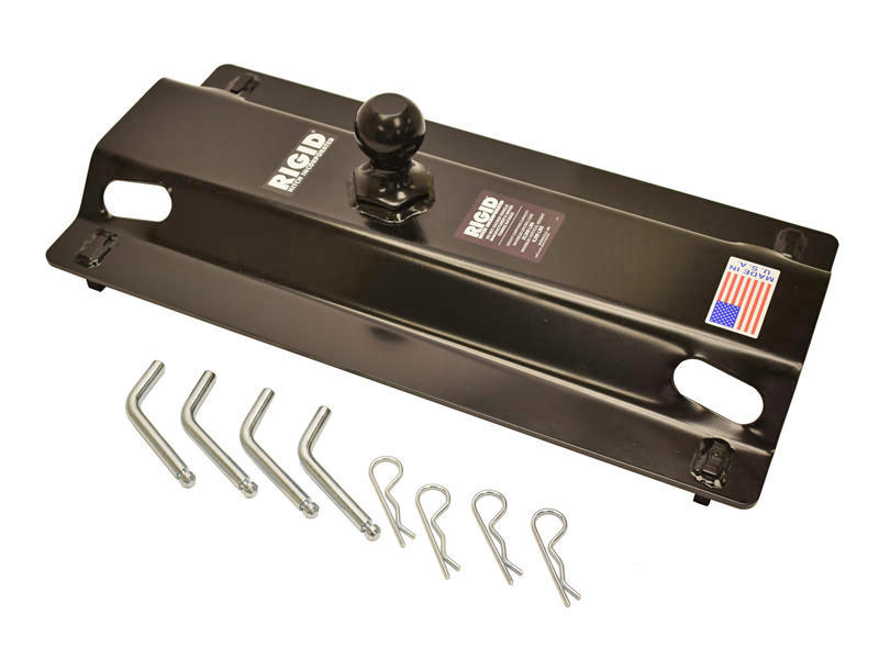 5th Wheel Gooseneck Hitch >> Rigid 25k Above Bed Gooseneck Hitch