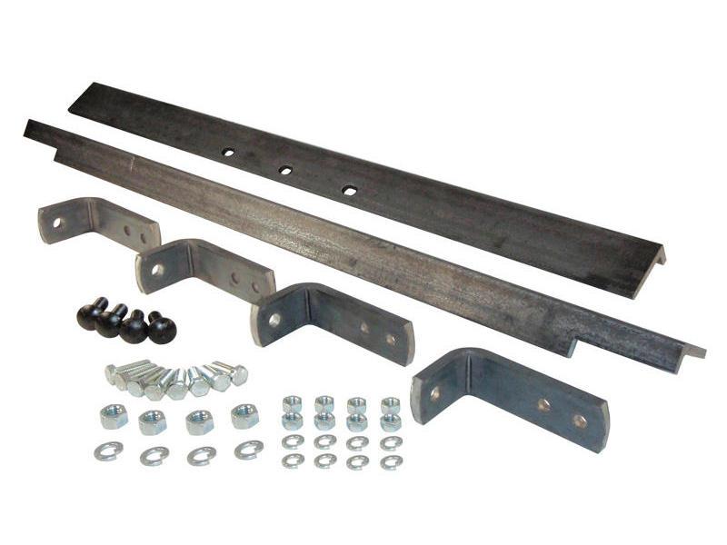 Universal Gooseneck Mounting Kit