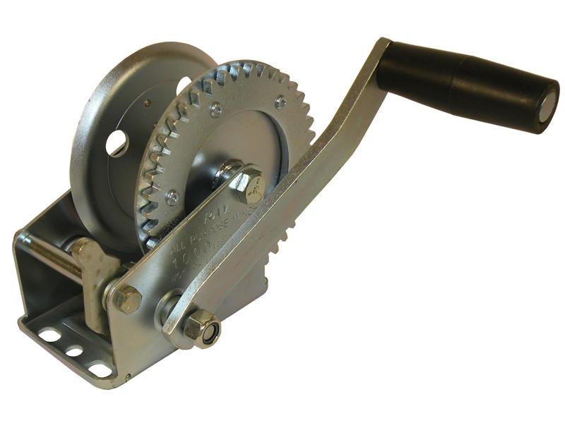Ram Marine & Utility Winch