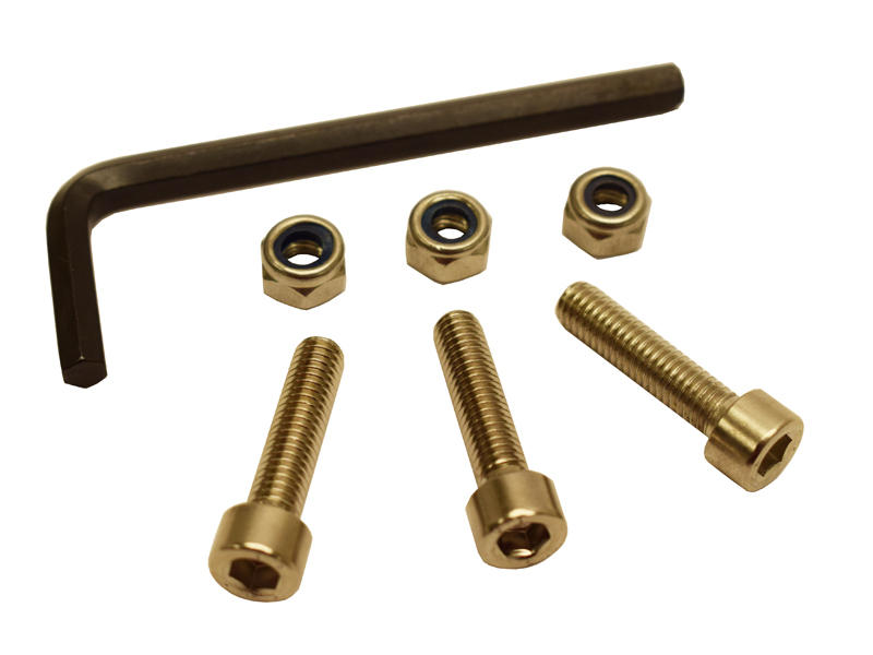 Arm Clamp Bolt Kit
