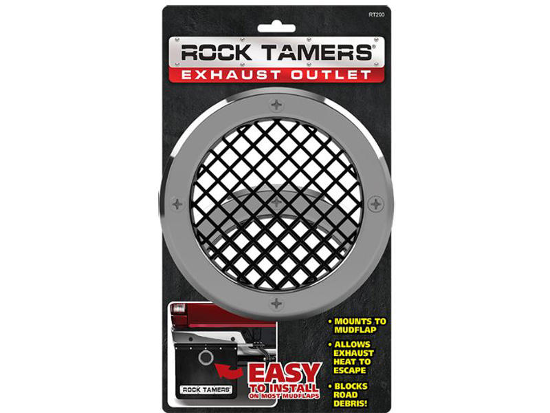 Rock Tamers Exhaust Outlets - 2 Pack