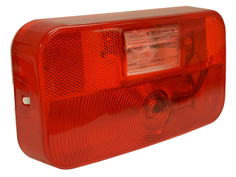 RV Stop/Turn/Tail Light with Back-Up Light