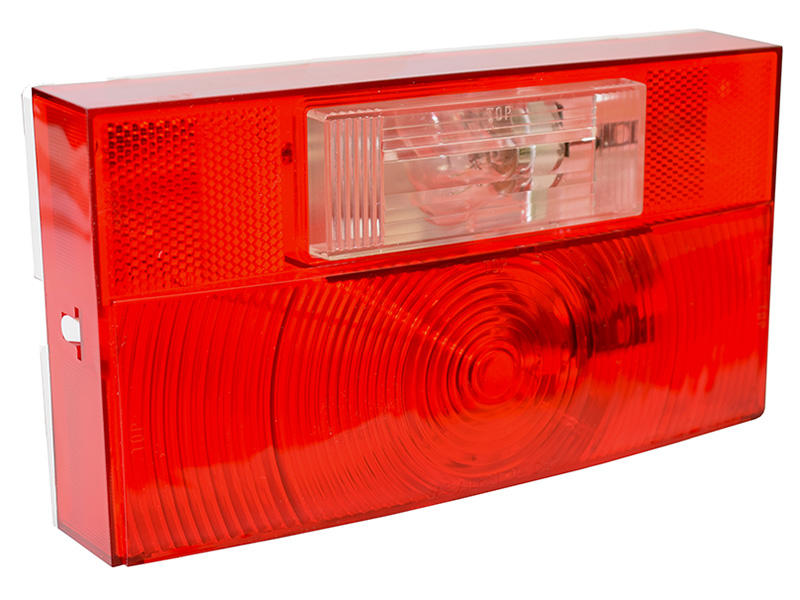 Peterson RV Stop/Turn/Tail Light with Back-Up Light