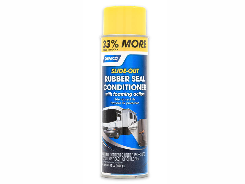 Slide-Out Rubber Seal Conditioner - 16 oz can