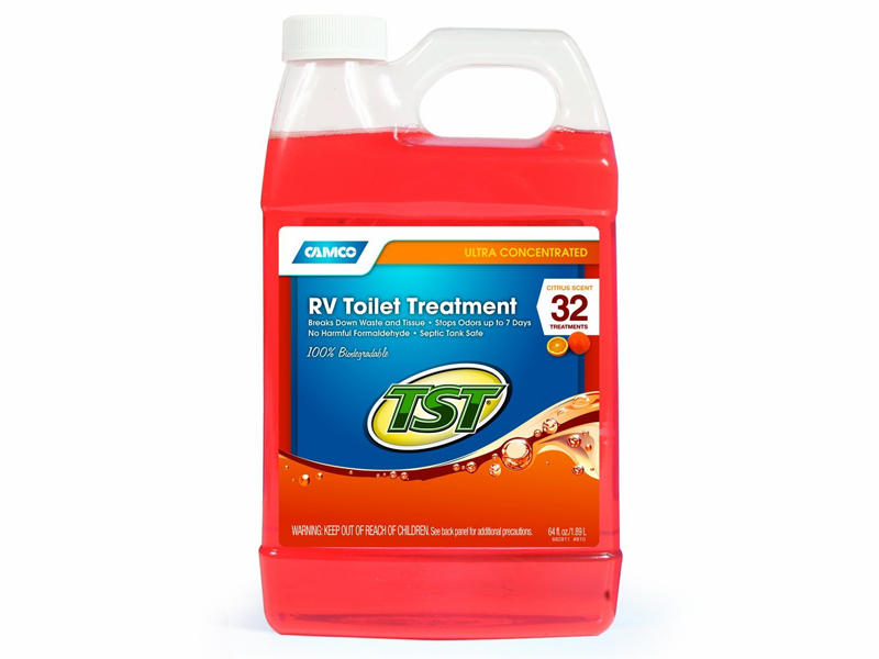 TST Orange Power Toilet Treatment - 64 oz