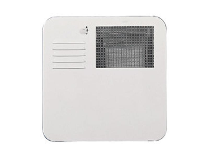 Radius Corner Water Heater Door
