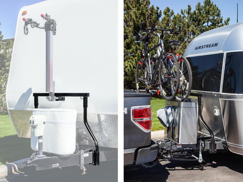 Bike Bunk - Trailer Tongue Bike Carrying System