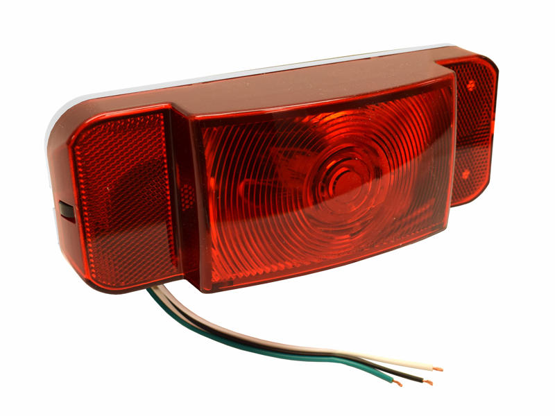 Optronics One™ L.E.D. Low Profile Combination RV Tail Light - Passenger Side