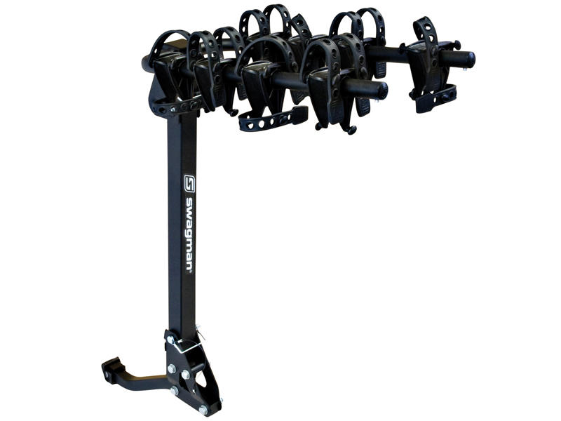 Trailhead Hitch Mount Two Arm 4-Bike Rack