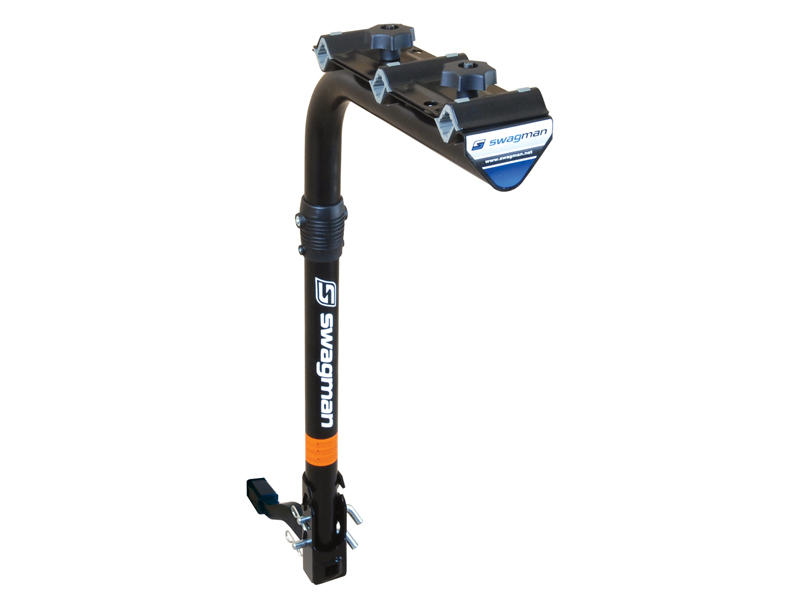 Original: Hitch Mount 3-Bike Fold Down Rack
