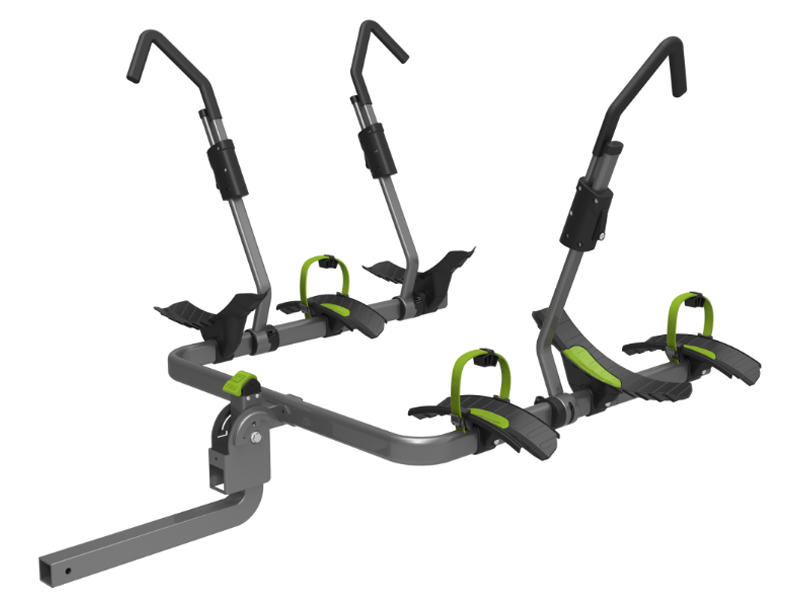 Swagman Sitkka 3 Bike Rack For 2 Inch Receivers