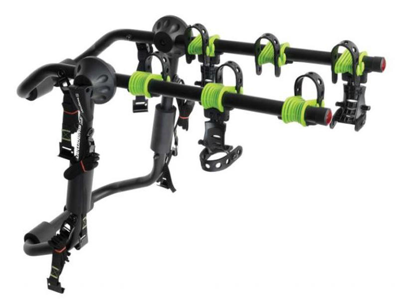 Swagman Grid Lock 3-Bike Axis Trunk Mount Rack
