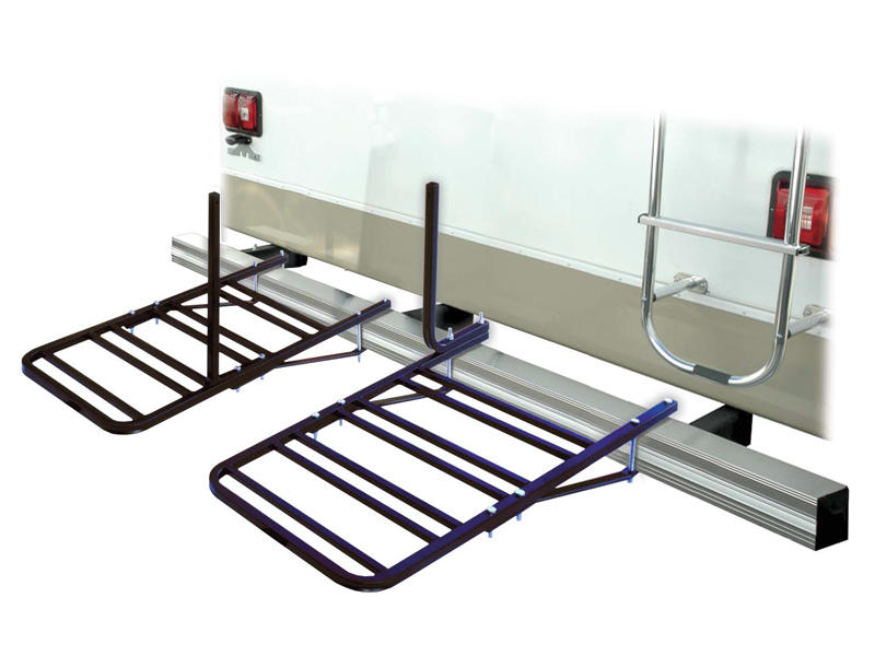 RV Bumper Mount 4-Bike Rack