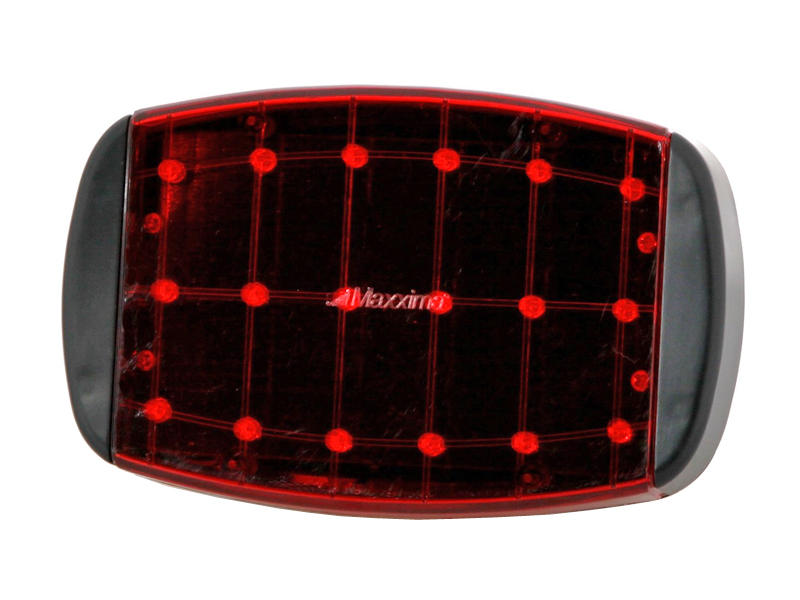 Emergency Flashing Light - Red