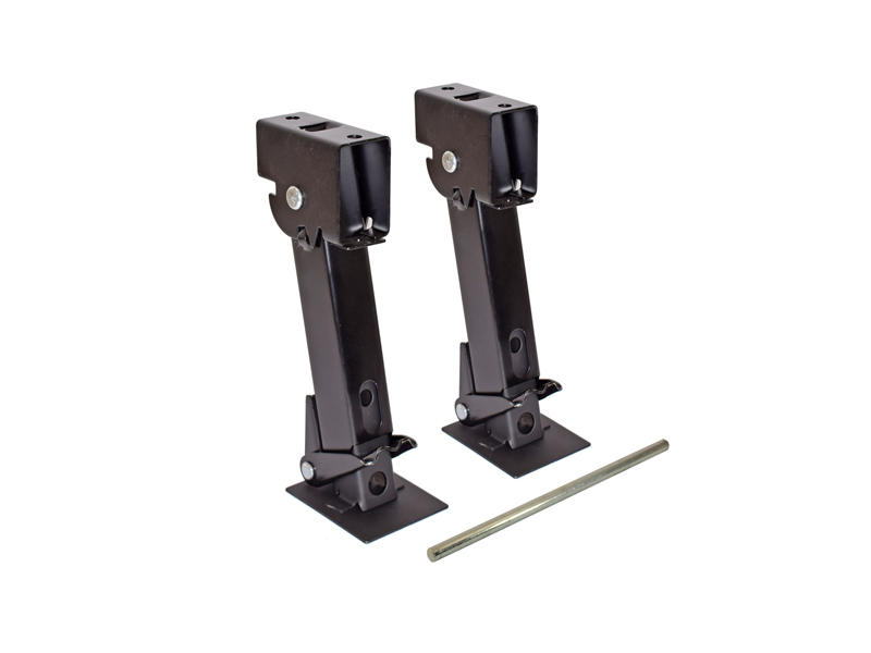 Pair of Stabilizer Jacks and Handle