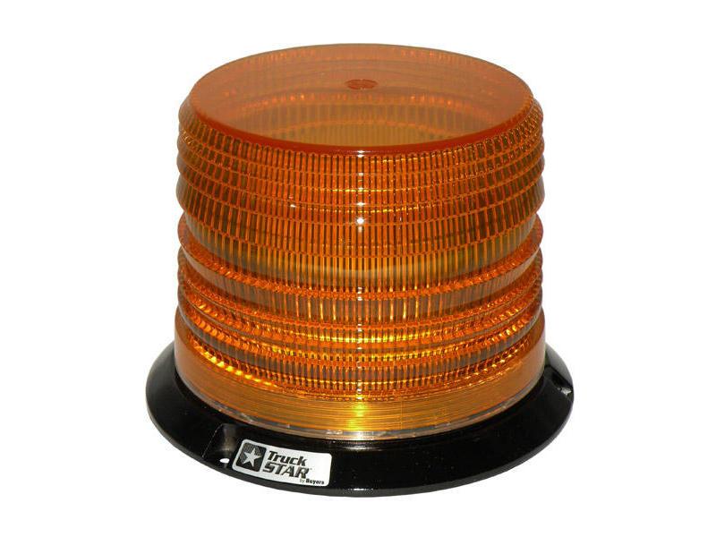 Flashing Amber Beacon- Permanent Mount
