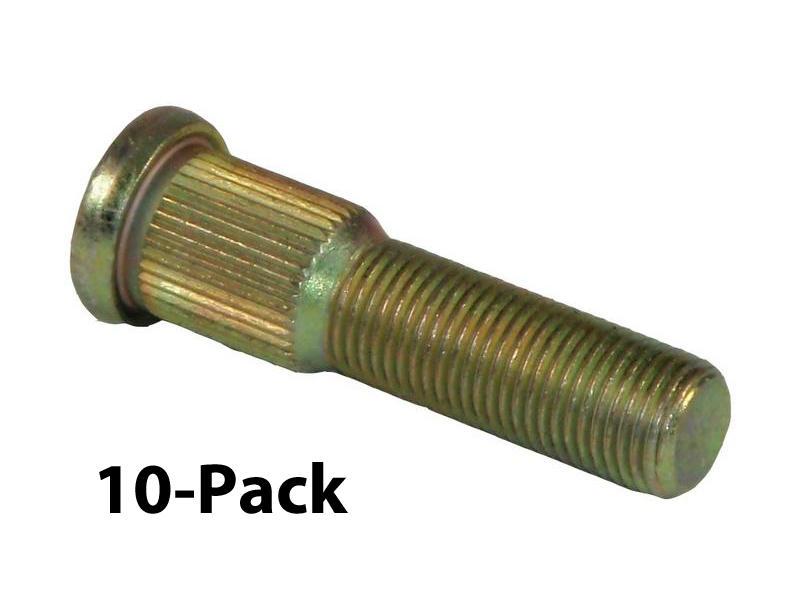 Pressed Hub Studs - 10-Pack