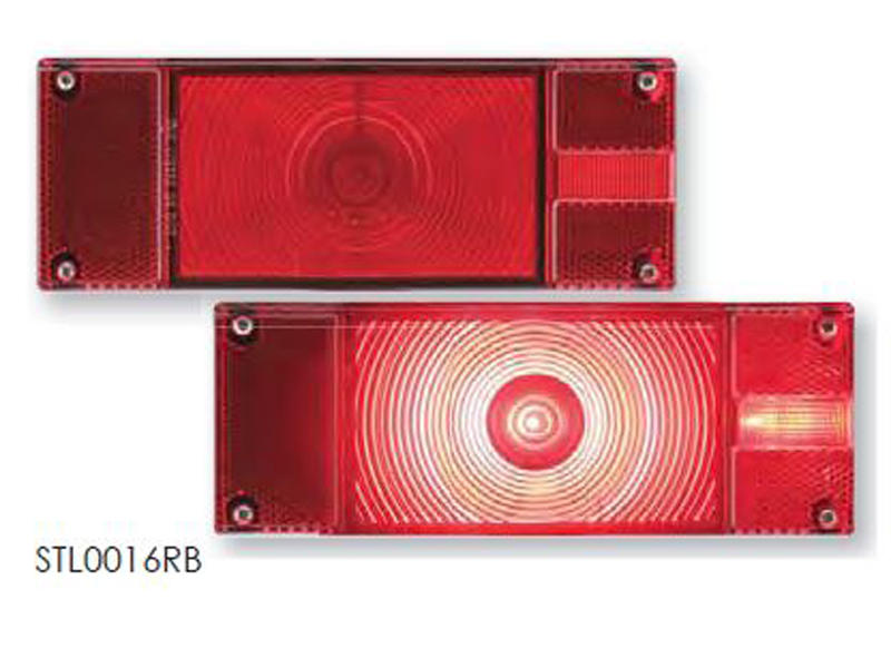 ONE™ LED Series Low Profile Combination Tail Light - Right