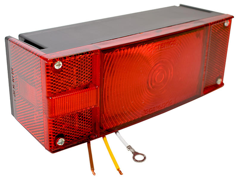 ONE™ LED Series Low Profile Combination Tail Light - Left