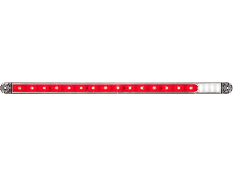 Fusion LED Thinline Red Stop/Turn/Tail/Back-Up Light - Over 80
