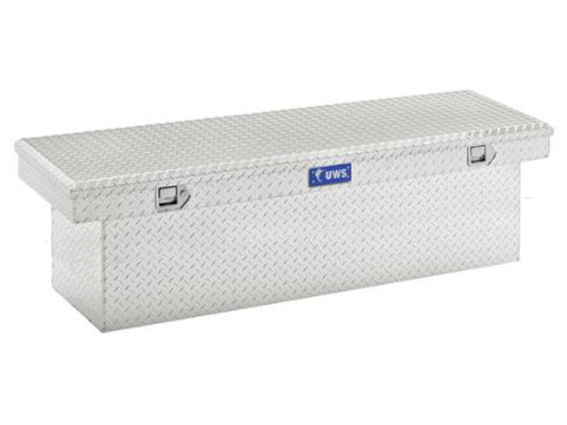 69 Inch Single Lid Deep Tool Box - Paddle Lift Lock