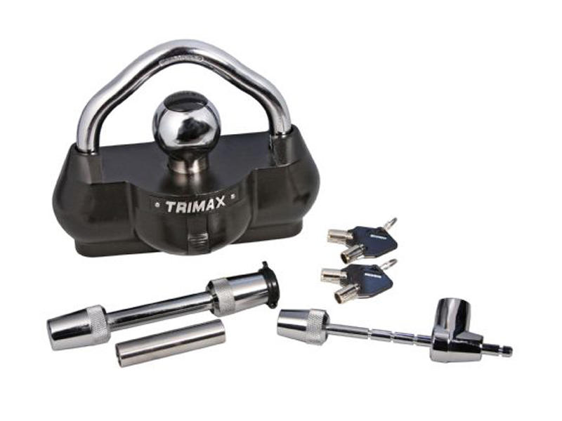 Coupler Locks  & Receiver Lock Combo - Premium Package