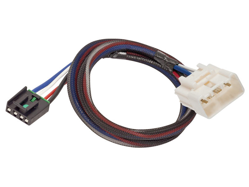 Tekonsha TK-3017-P Custom-Fit Wiring Harness for Tekonsha and Draw ...