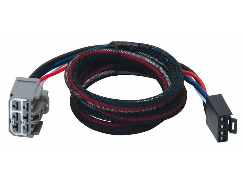 tekonsha tk 3026 p custom fit wiring harness for tekonsha and draw tite brake controls custom fit wiring harness for tekonsha and draw tite brake controls