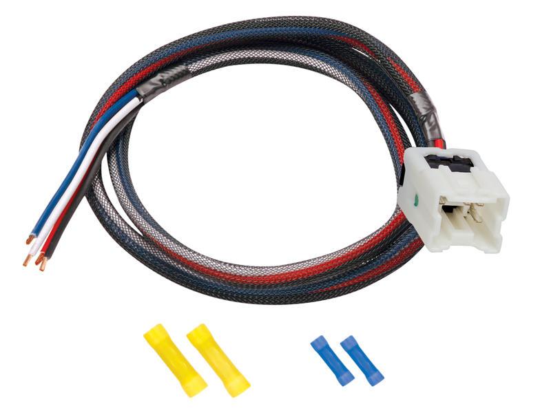 tekonsha tk 3050 s brake control wiring adapter rh reese hitches com reese brake control wiring adapter brake control wiring adapter ford