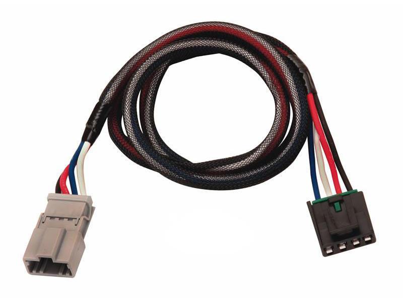 tekonsha tk 3070 p custom fit wiring harness for tekonsha and draw tite brake controls custom fit wiring harness for tekonsha and draw tite brake controls