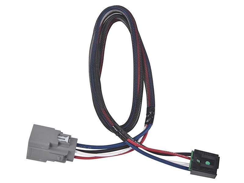 Tekonsha And Draw Tite Brake Controls, Tekonsha Primus Iq Trailer Brake Controller Wiring Diagram