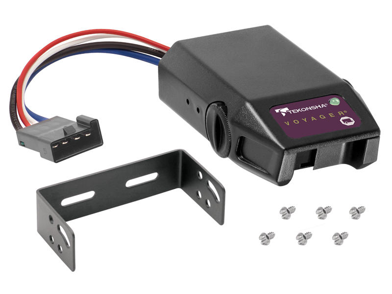 Tekonsha TK-9030 Voyager Brake ControllerReese-Hitches.com