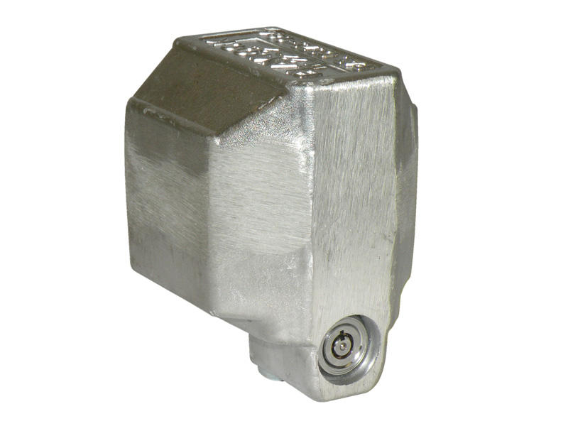 Blaylock Trailer Coupler Lock for 2-5/16