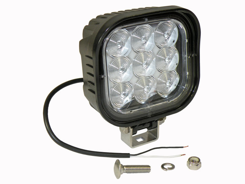 Opti-Brite L.E.D. Work Light - Flood Beam