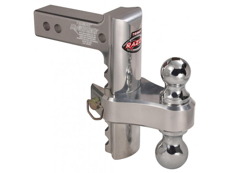 Trimax Razor Aluminum Adjustable Dual-Ball Mount