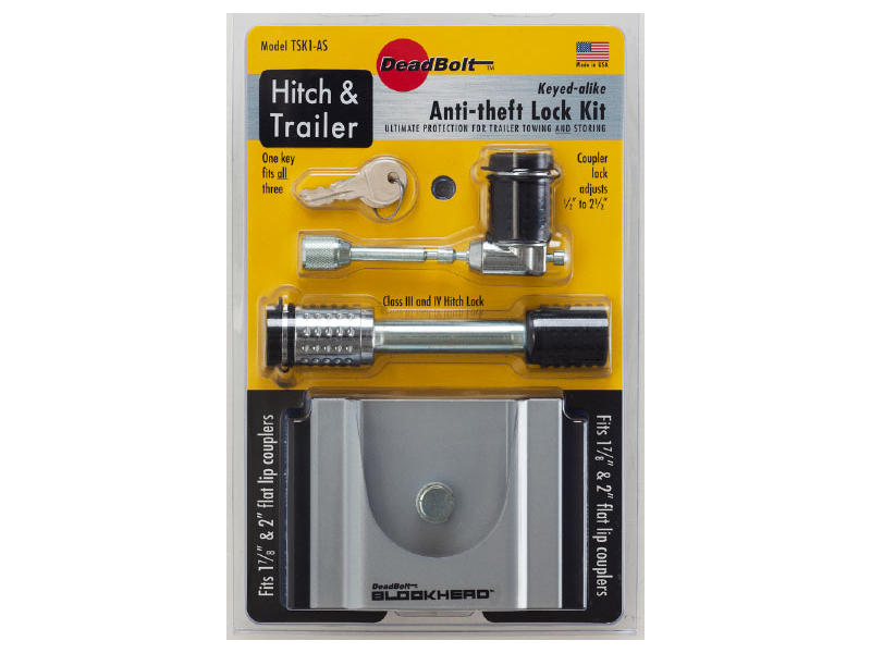 Anti-Theft Lock Kit