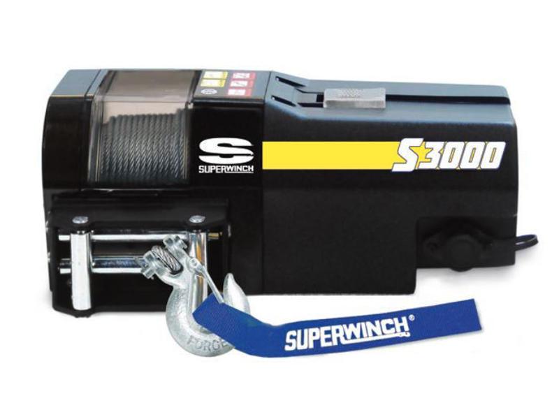 Superwinch S3000 Trailer Winch