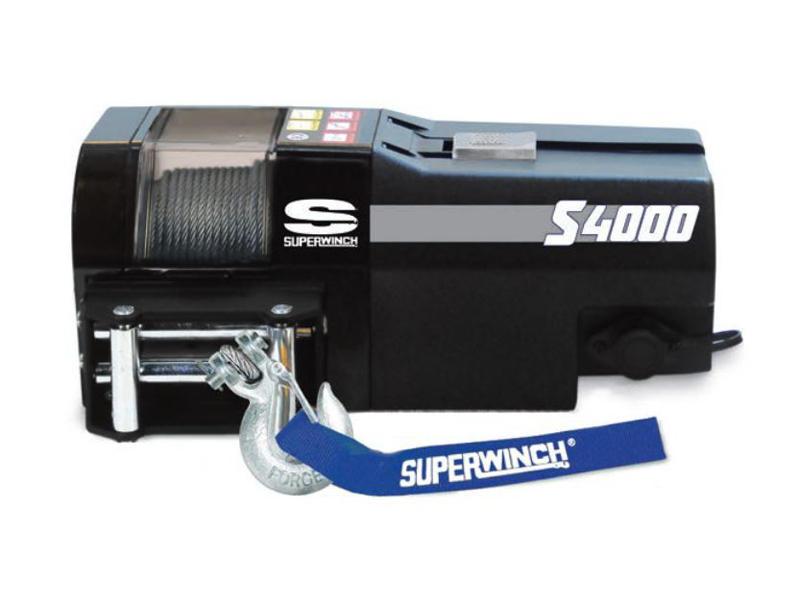 Superwinch S4000 Trailer Winch