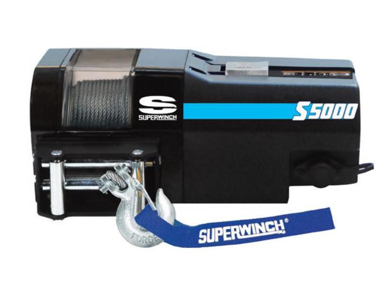 Superwinch S5000 Trailer Winch