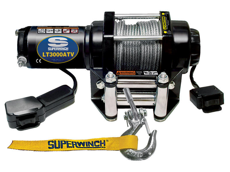 LT3000 ATV Winch