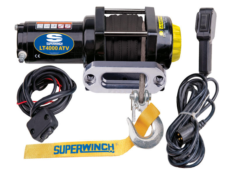 Superwinch LT4000ATV SR Winch