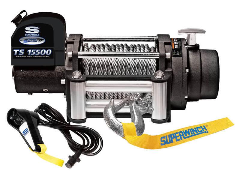 Superwinch- Tiger Shark Series Winch - Model TS15500
