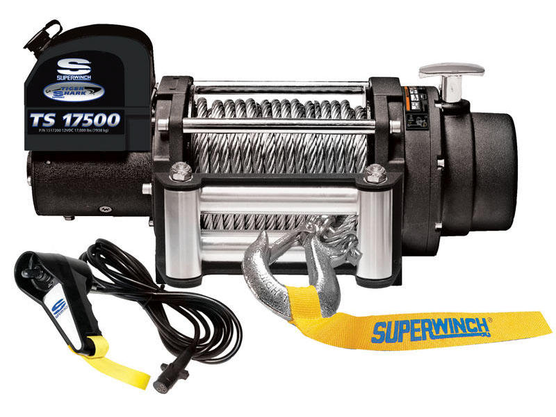 Superwinch - Tiger Series Winch - Model TS17500