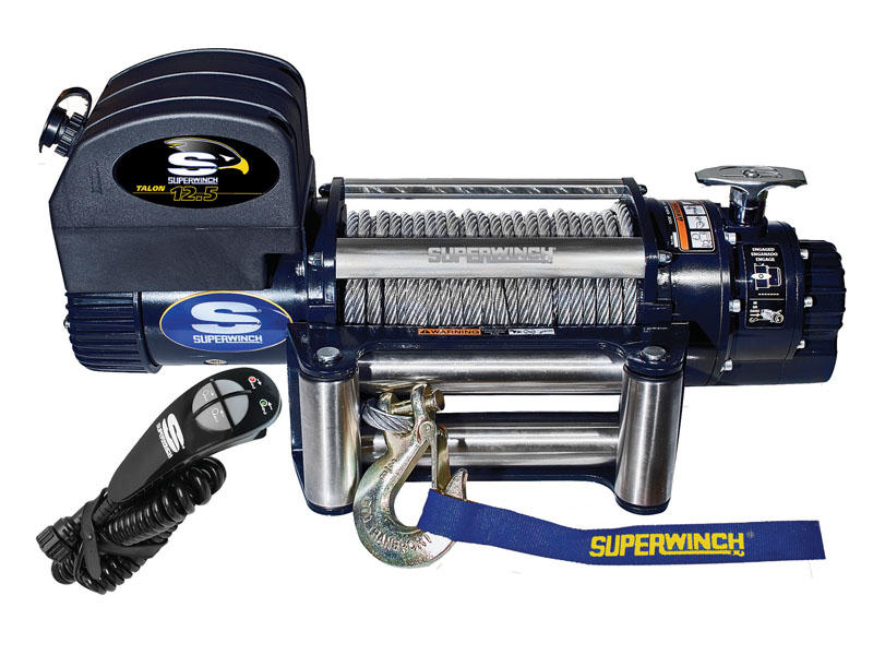 Superwinch- Talon Series Winch- Model Talon 12.5