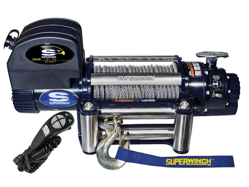 Superwinch- Talon Series Winch- Model Talon 9.5