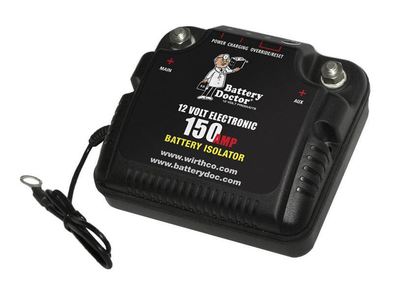 Dual Battery Isolator - 150 Amp