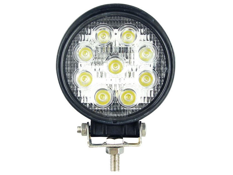 27-Watt LED Round Flood Light
