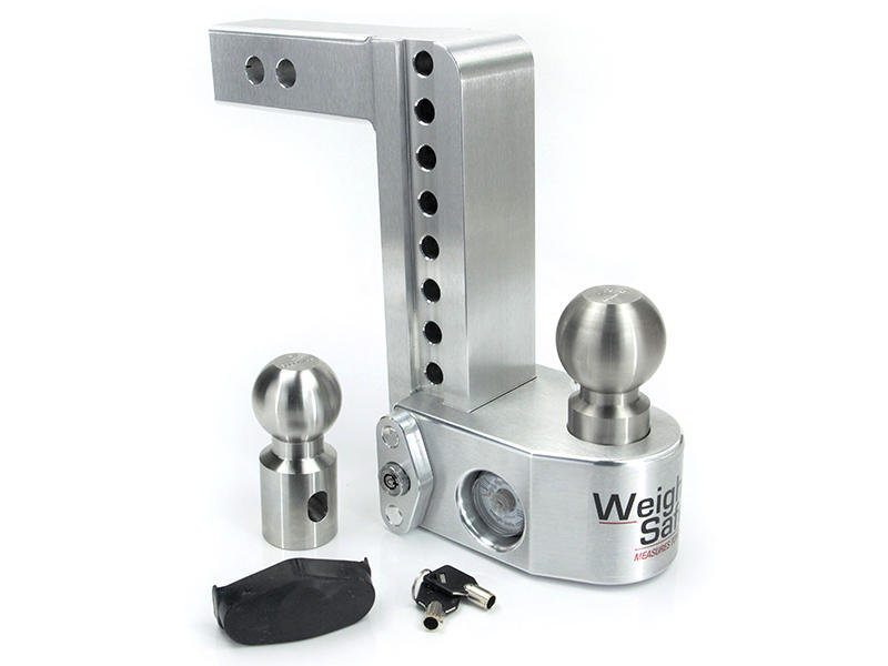 Weigh Safe Drop Hitch For 2 Inch Receivers