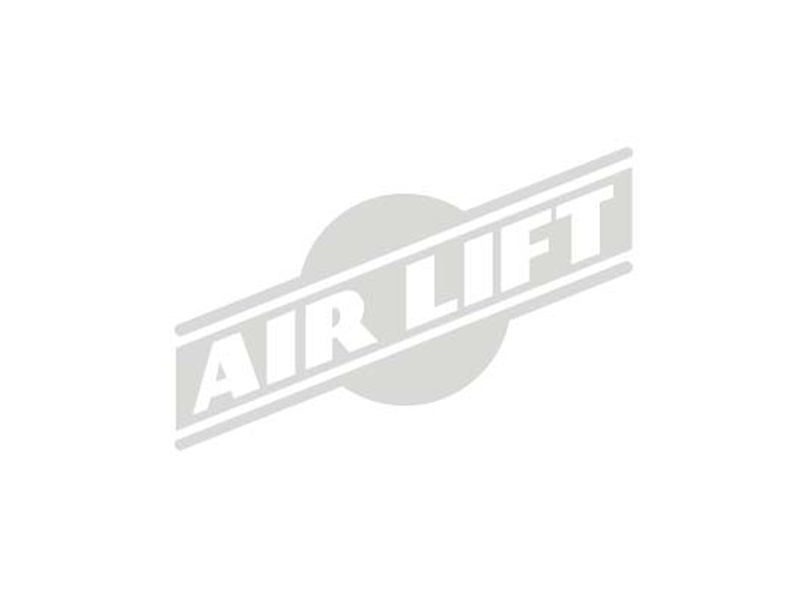 Air Lift 1000 Kit - Rear