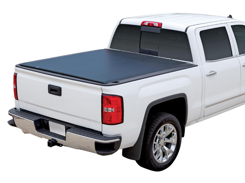 Vanish Roll-Up Truck Bed Cover